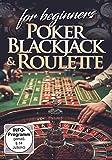 Poker, Blackjack & Roulette for Beginners [DVD]