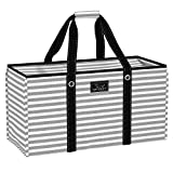 SCOUT Errand Boy Tote Bag, Extra Large Grocery Tote Bag with Max-Capacity Breakaway Zipper