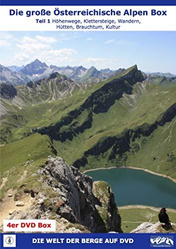 Die große Österreichische Alpen Box Teil 1