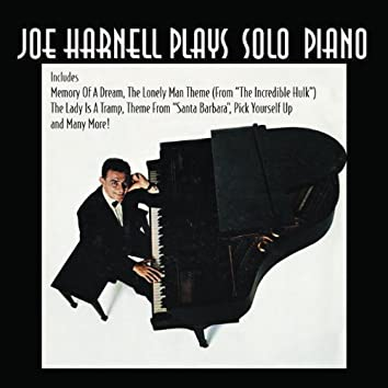Joe Harnell Plays Solo Piano