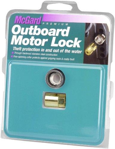McGard 74037 Marine Single Outboard Motor Lock