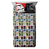 [ルーカス ・ フィルム]Lucas Film Star Wars 3 Piece Twin Sheet Set JF26861WCCD [並行輸入品]