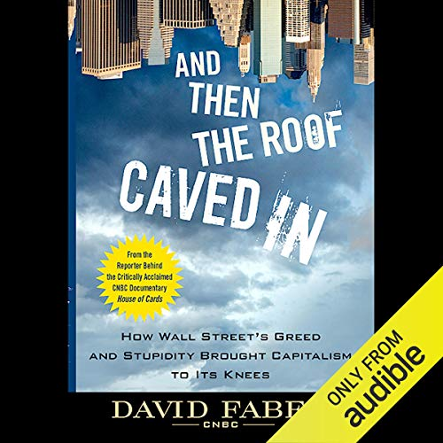 And Then the Roof Caved In audiobook cover art