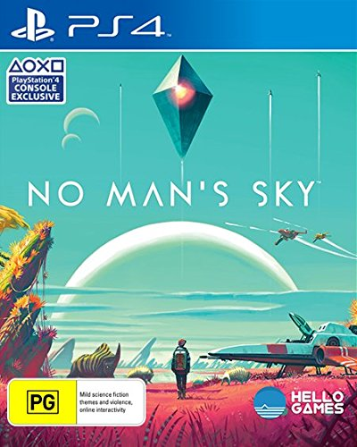 No Man's Sky PS4 Playstation 4 Spiel