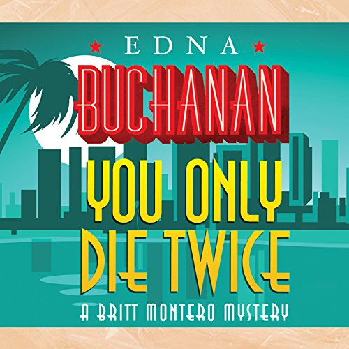 You Only Die Twice audiobook cover art
