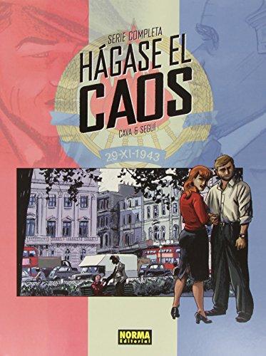 COFRE HAGASE EL CAOS 1 A 2 (Comic Europeo (norma))