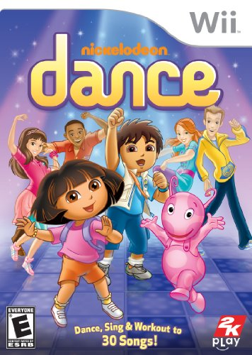 Nickelodeon Dance - Nintendo Wii by 2K