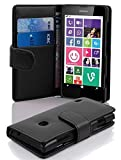 Cadorabo Book Case works with Nokia Lumia 630/635 in OXID