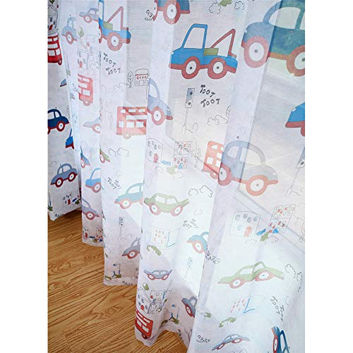 cortinas habitacion infantil dibujos