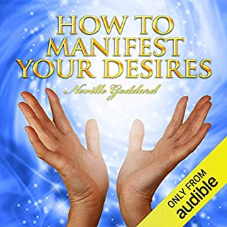 How to Manifest Your Desires audiobook cover art