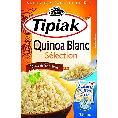 Tipiak Quinoa Cuisson Parfaite Sachet Cuisson 240G - Livraison Gratuite Pour Les Commandes En France - Prix Par Unité