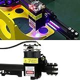 Máquina de grabado, grabador láser, grabadora láser VG-L7 5W pequeña tableta DIY Máquina de impresión automática de patrones de talla(UE)