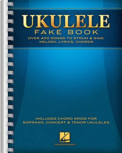 Price comparison product image Hal Leonard Ukulele Fake Book - Full Size Edition