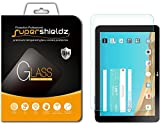 Supershieldz for LG G Pad X 10.1 Tempered Glass Screen Protector, Anti Scratch, Bubble Free