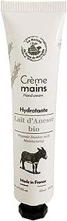 Hand cream with Organic Donkey milk 30 ml - La Maison du Savon de Marseille