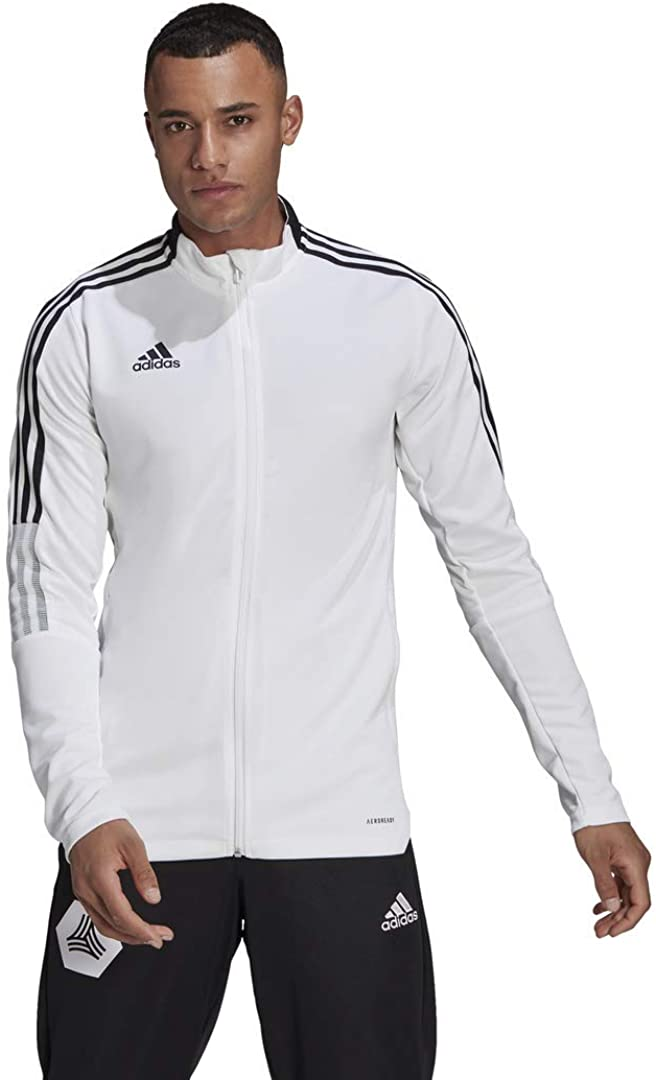 adidas Men's Tiro Jacket 21 2021 autumn and winter new Track Special sale item