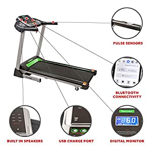 Fitness Avenue Treadmill with Incline