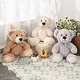 MaoGoLan Teddy Bear Stuffed Animals Plush Toys 3-Pack of Stuffed Bears 3 Colors...