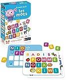 Nathan - Les mots - Jeu éducatif pour se familiariser avec l'écriture dès 4 ans