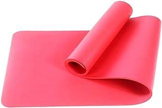 Yoga- en pilatesmat voor mannen en vrouwen om uit te rekken Thuistrainingen Fitness Oefening Antislip Milieuvriendelijk Ge...