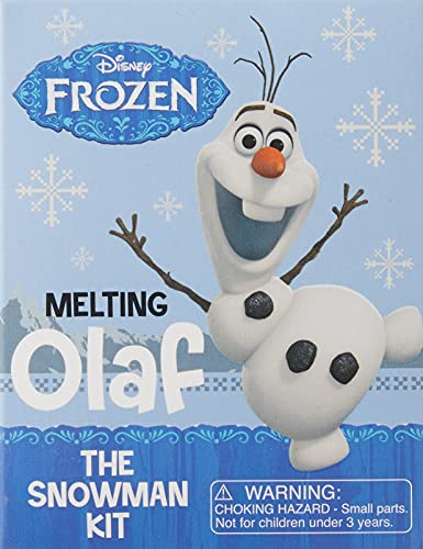 Frozen: Melting Olaf the Snowman Kit