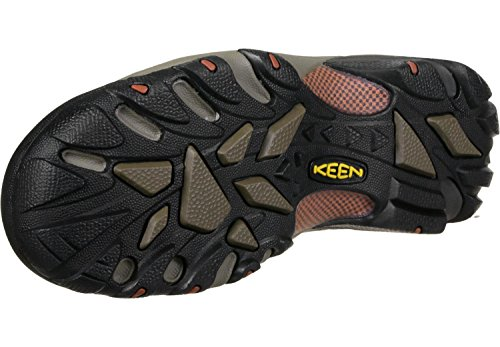 Keen Arroyo Ii, Chaussures de Randonnée Basses Homme, Marron (Black Olive/bombay Brown), 44 EU