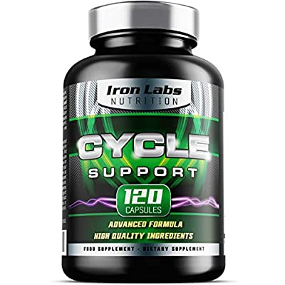 Cycle Support: On Cycle Protection & Liver Assist (120 Capsules)