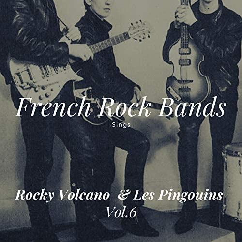 Rocky Volcano & Les Pingouins