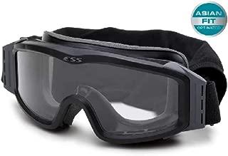 ESS Eyewear 740-0123 Asianfit Profile Nvg Black