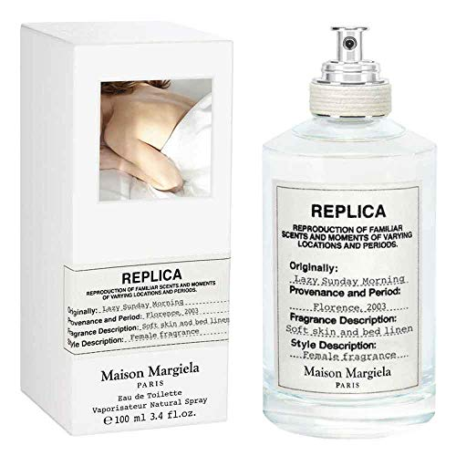 MAISON MARGIELA(メゾン マルジェラ)『REPLICA LAZY SUNDAY MORNING オードトワレ』