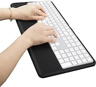 Magic Keyboard Wrist Rest Ergonomic Keyboard Stand Compatible with Wireless Magic Keyboard 2 with Numeric Keypad (Black Si...