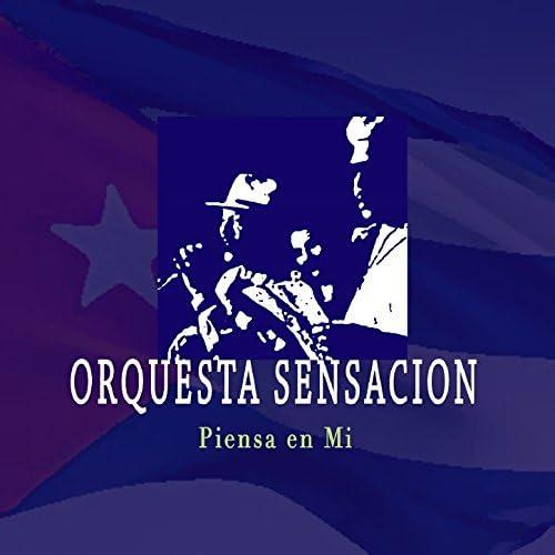 Orquesta Sensacion feat. Fernando Alvarez & Lino Borges
