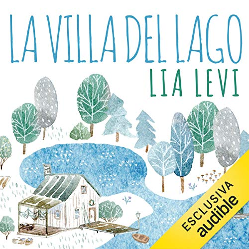 La villa del lago copertina