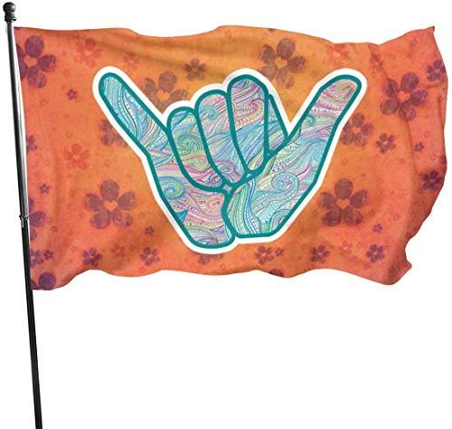 Fahnen Beach Surf Ocean Waves Flag 3x5 FT Flag Banner Flag Game Flag Anniversary Flag 3 X5 Feet House Banner Outdoor Flags