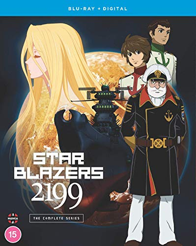 Star Blazers: Space Battleship Yamato 2199: The Complete Series - Blu-ray