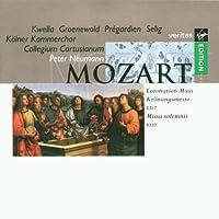 Mozart;Coronation Mass