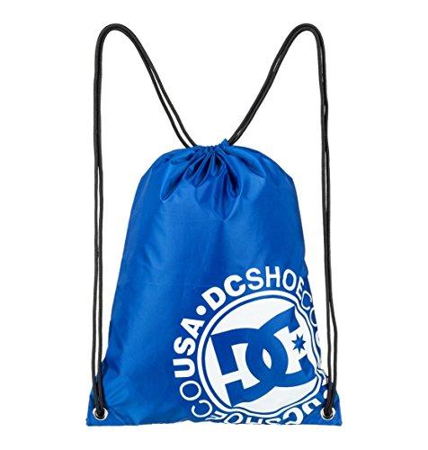 DC Shoes Cinched - Sac à Dos avec Cordon de Serrage - Homme - One Size - Bleu