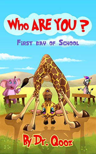 Who Are You?: First Day Of School (Fargone Book 1) by [Dr. Qooz]