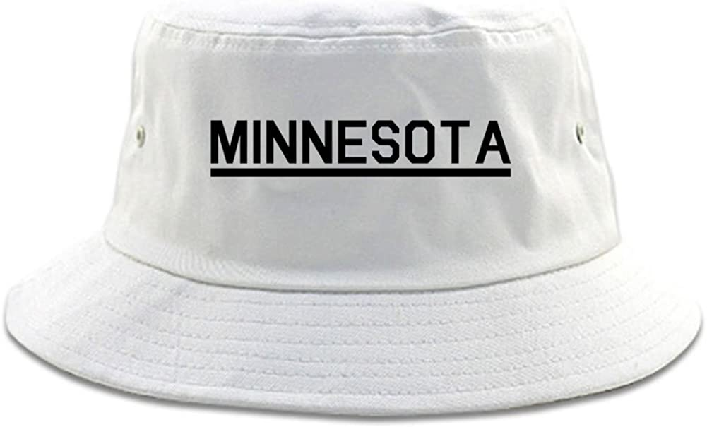 Kings Super-cheap Of 70% OFF Outlet NY Minnesota Hat Bucket USA State