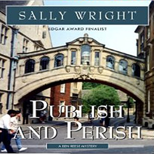Publish and Perish audiobook cover art