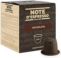 Note D'Espresso Capsule esclusivamente Compatibili con Sistema Nespresso*