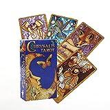 Chrysalis Tarot Tarjetas,Chrysalis Tarot Cards