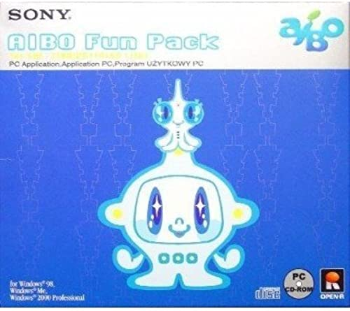 Sony AIBO Fun Pack ERF-PC01