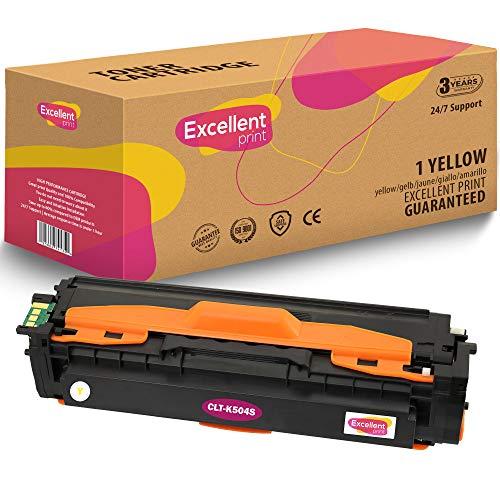 Excellent Print CLT-Y504S Compatibili Cartuccia Del Toner per Samsung CLP-415N CLX-4195FN CLX-4195FW CLP-415NW