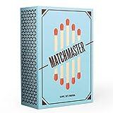 Helvetiq Matchmaster, Juego de Cartas para Toda la Familia, sin Necesidad de Tener una Buena Mano para Ganar