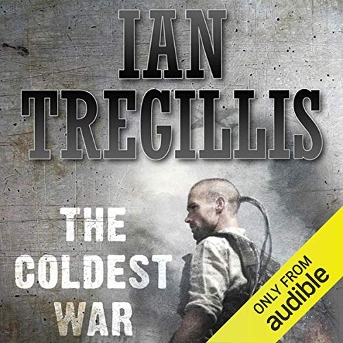The Coldest War audiobook cover art