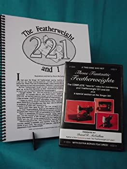 DVD and Book Combo Package  Those Fantastic Featherweights  DVD  2008 and The Featherweight 221 and I  Book  2004
