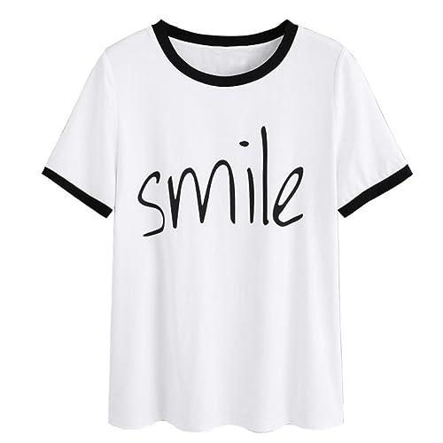 f78b94e0f6a Women Girls Summer T-Shirt
