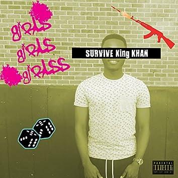 Survive King Khan - EP