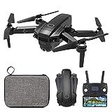 le-idea IDEA30 Drone con Camara HD, 4K sin Escobillas Drones con Camara Profesional Estabilizador GPS, Duración de la Batería 20 Minutos, Posicionamiento de Flujo óptico,Control Remoto de Pantalla LED